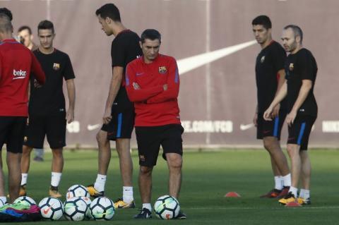 El Barça enfrentará al Atlético y el Real Madrid se queda sin porteros
