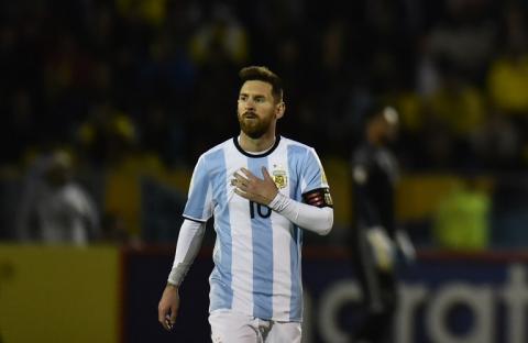 Revelan cómo será la camiseta alternativa de Argentina en el Mundial