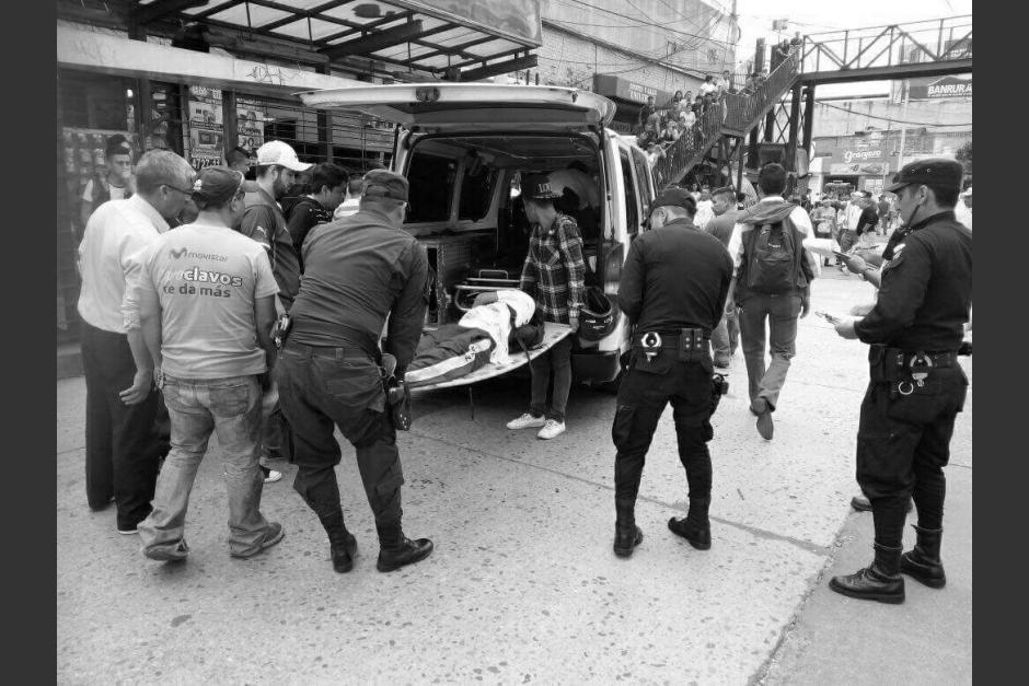 Muere segunda víctima de ataque contra estudiantes en la zona 6
