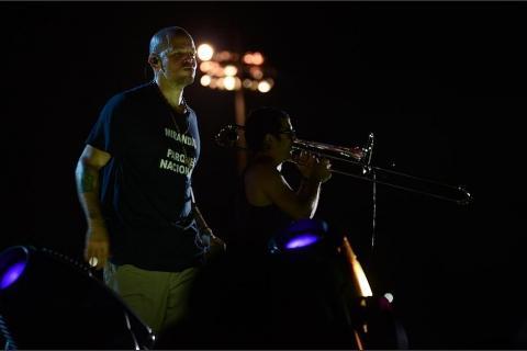 Residente se despide de Puerto Rico para gira que incluye a Guatemala