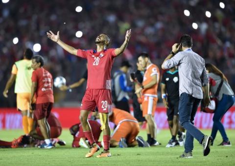 Presidente de la FIFA envía carta de felicitación a Panamá