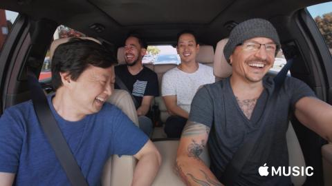 Linkin Park publica el Carpool Karaoke que grabó antes de la tragedia