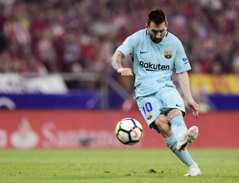 La increíble estadística que Messi no quisiera tener esta temporada