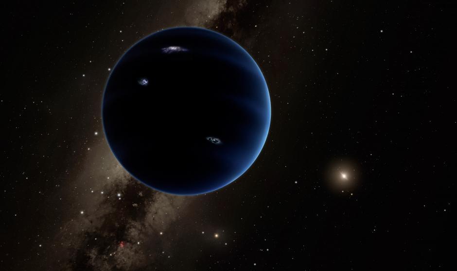 """""""Planeta Nueve"""", el nuevo vecino gigantesco del sistema solar"""