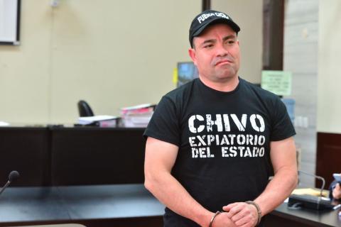 """Tensión por presencia de """"El Taquero"""" y Luis Lima en Tribunales"""