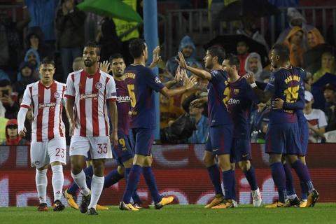 Cinco autogoles han beneficiado al Barça desde el inicio de temporada