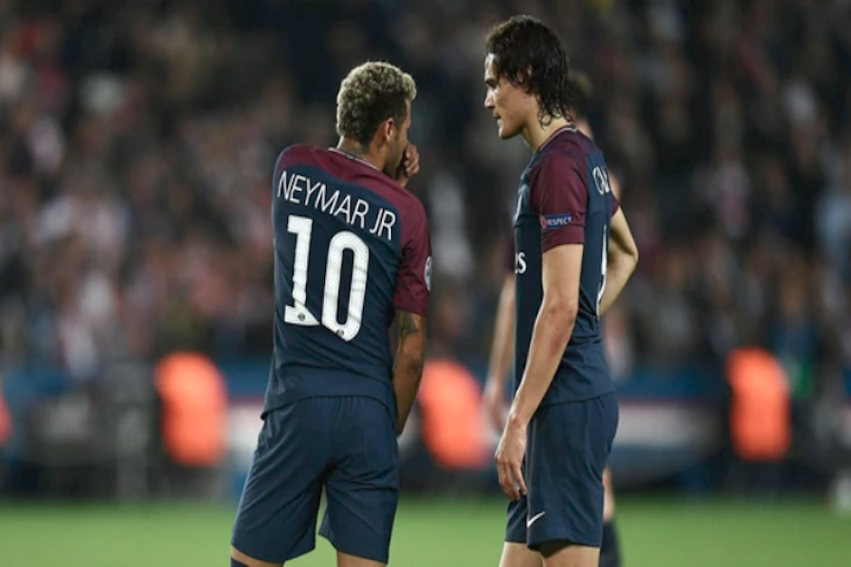 """Cavani revive la polémica con Neymar: """"No necesitamos ser amigos"""""""