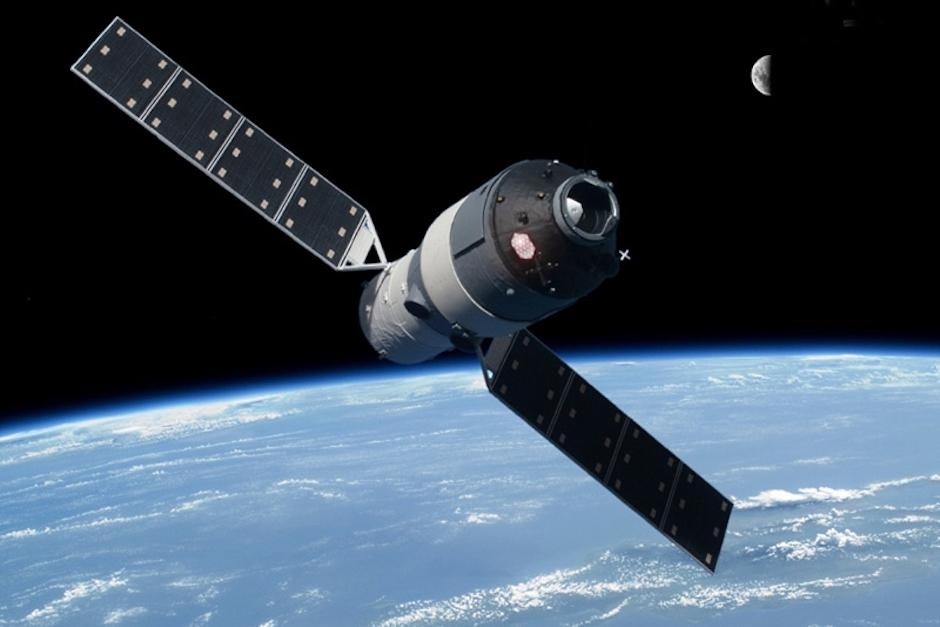 Estación espacial china caerá a la Tierra, pero nadie sabe dónde