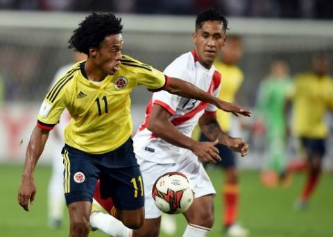FIFA recibe denuncia por arreglo del partido Perú-Colombia