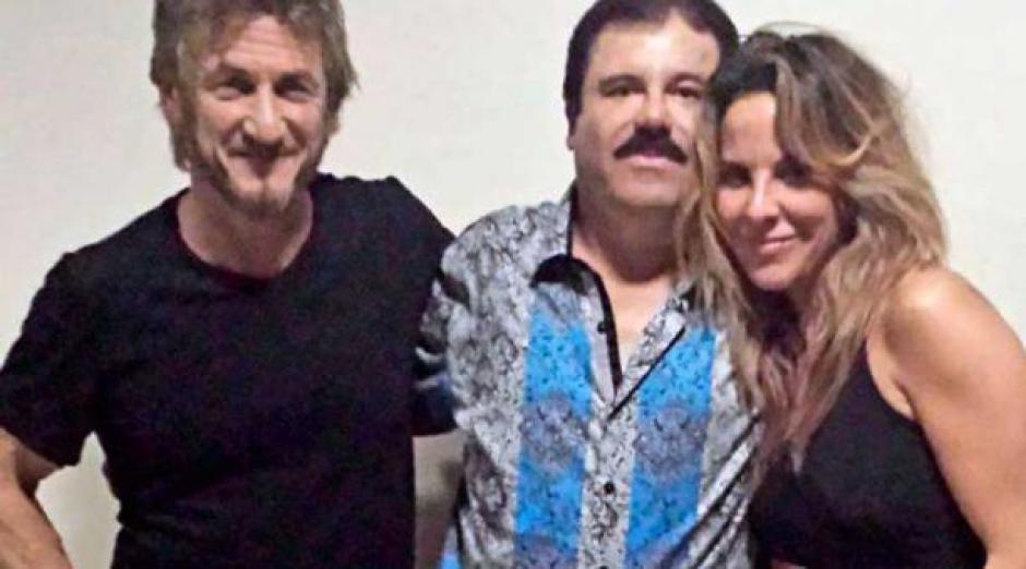 Las críticas de Sean Penn sobre el documental de Kate y el Chapo