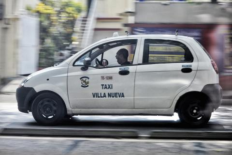 Estado actual de Guatemala, versión taxista