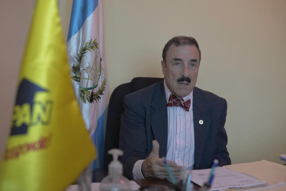 Magistrados de la CC escucharán a Linares Beltranena por antejuicio