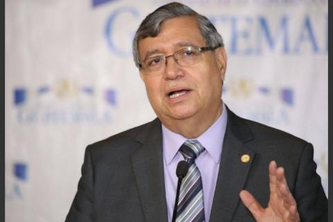 Vicepresidente asegura que la mayoría de guatemaltecos son corruptos