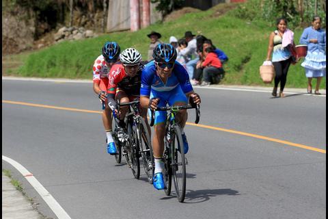 El ecuatoriano Byron Guamá conquista Quetzaltenango