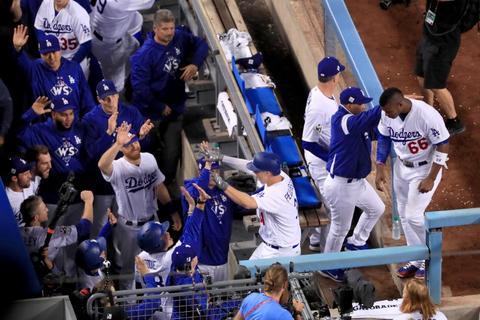 Los Dodgers ganan y la Serie Mundial está empatada 3-3