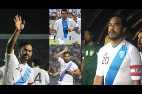 A un año del retiro del máximo goleador histórico de Guatemala
