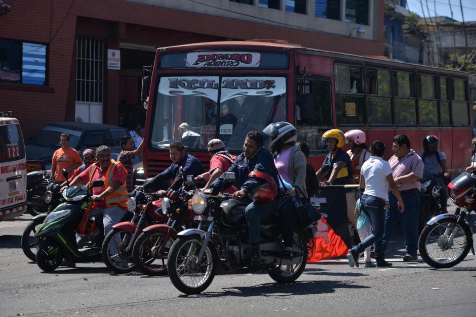 La venta de motocicletas se sigue incrementando en Guatemala
