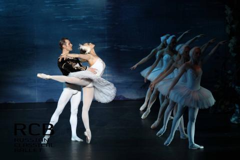 """Ballet Ruso presenta la obra completa de """"El Lago de los Cisnes"""""""