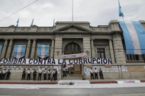 Diputados están llamados para dar marcha atrás a leyes proimpunidad