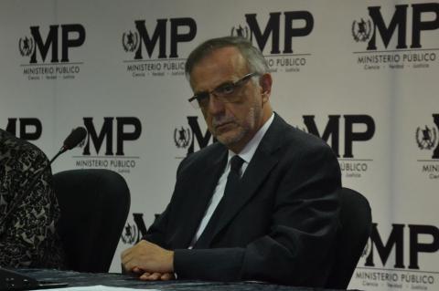 Visa de Iván Velásquez está por vencer, esto podría hacer Cancillería