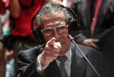 La muerte del general Ríos Montt y la paz que no hemos conquistado