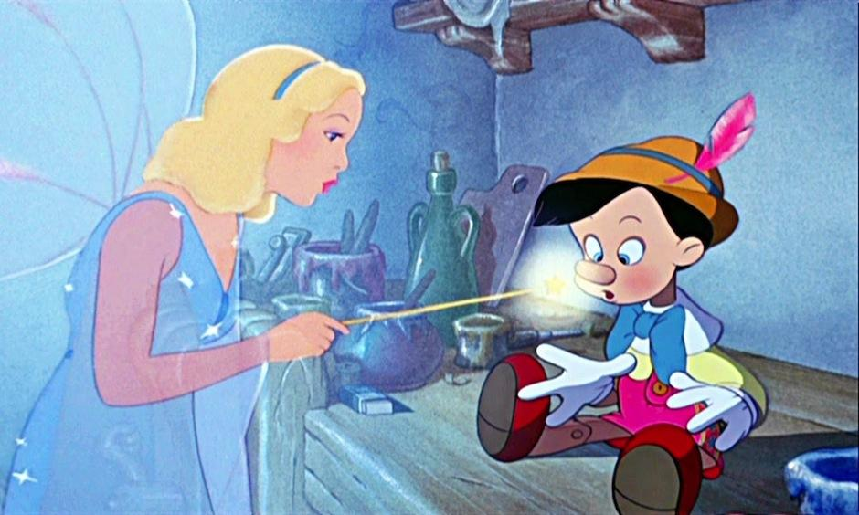 "Disney posteó un polémico mensaje acerca de ""Pinocho"""