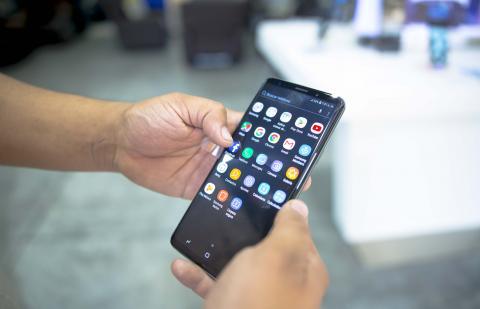 Samsung Galaxy S9 y S9+ ya está en Guatemala