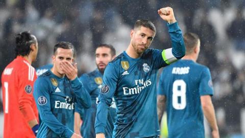 La UEFA no abre expediente contra Sergio Ramos