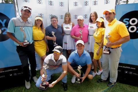 Golf Visualiza Open