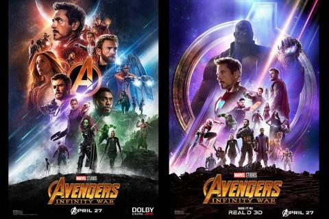 """Los misterios previo al estreno de """"Avengers: Infinity War"""""""