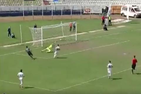 La peculiar celebración de un gol que se hizo viral