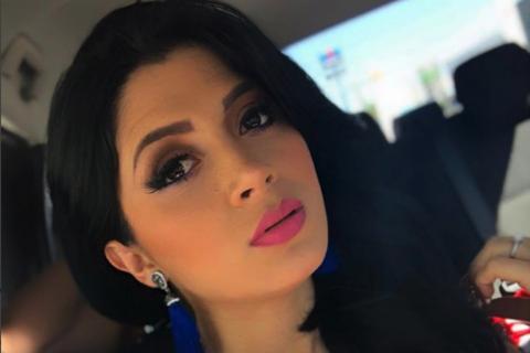 Doble festejo para la novia de Edwin Luna, cantante de La Trakalosa