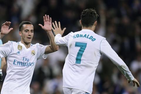 CR7 aparece para salvar un punto en el Santiago Bernabéu