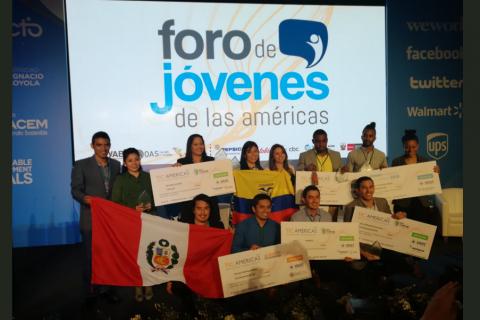 Guatemalteco gana en competencia de innovación internacional