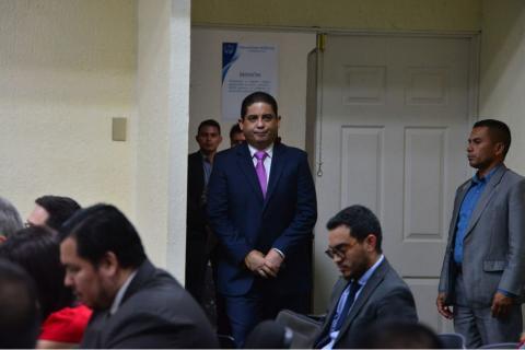 Día 8 de la audiencia de ampliación de declaración de JCMonzón