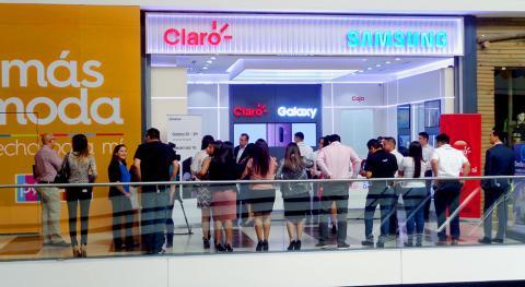 El Claro Samsung Experience Store