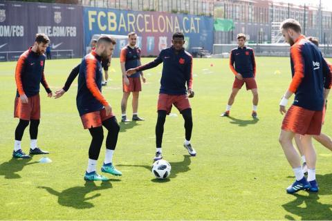 Messi y compañía sometidos a control antidopaje sorpresa