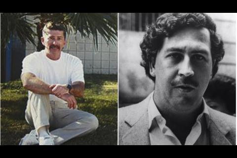 Liberan a un aliado de Pablo Escobar, pero su libertad duró muy poco