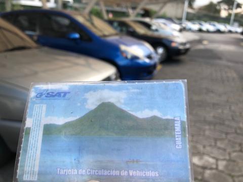 Así puedes imprimir tu tarjeta de circulación sin ningún costo