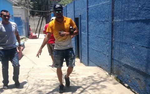 Al quirófano: Carlos Kamiani Félix estará fuera de acción por un mes