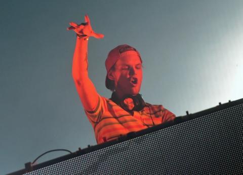 El mensaje premonitorio del DJ sueco Avicii en su página web