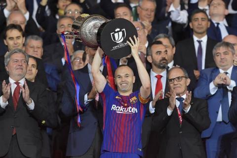 El Barcelona golea al Sevilla y consigue su trigésima Copa del Rey