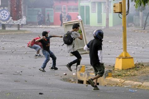Asesinan a un periodista nicaragüense cuando transmitía en vivo