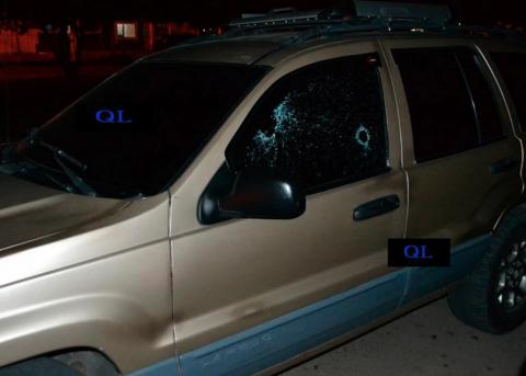 Exalcalde de Joyabaj y su esposa sufren atentado en Quiché