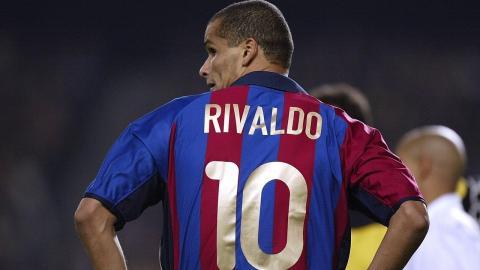 Rivaldo aconseja a Neymar y esto molestaría al FC Barcelona