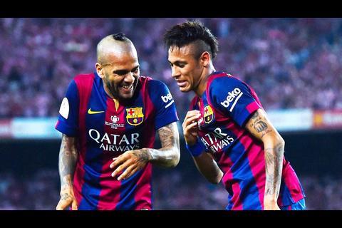 """Dani Alves: """"Volvería mañana mismo si el Barcelona me llamara"""""""