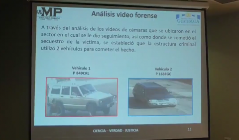 """""""Los reyes de la carne"""", la red criminal que secuestró a la abogada"""