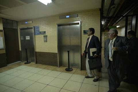 La Torre de Tribunales se queda sin elevadores