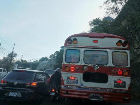 ¿Por qué hay tanto tráfico en San Cristóbal y Roosevelt? No es Codeca