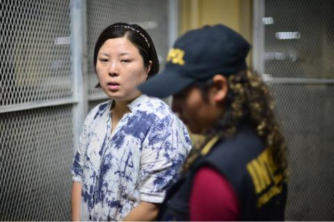 Surcoreana cae en Guatemala por malversación de fondos